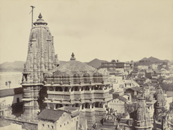 The temple of Jagdish, Udaipur